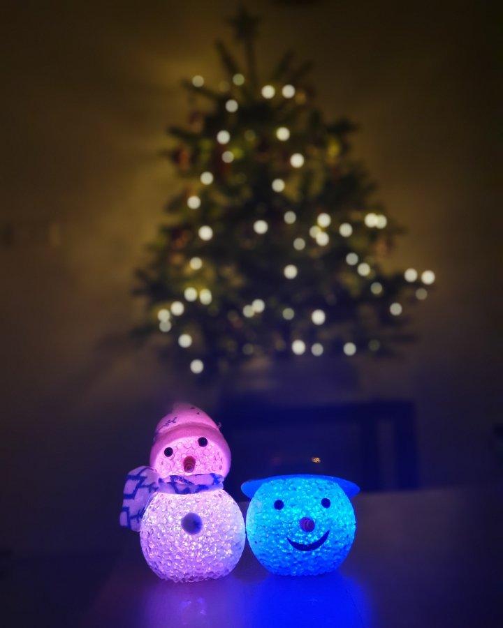 De magie van kerst in onshuis
