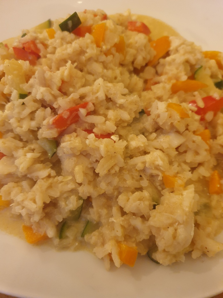 Recept | Groene Thaise curry metkabeljauw