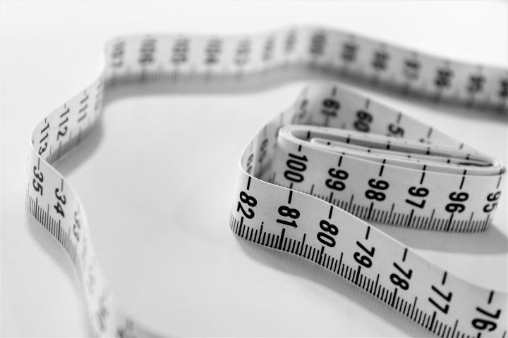Mijn strijd tegen de kilo's – week9